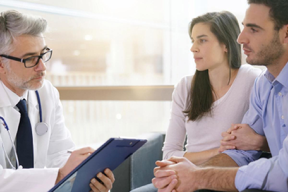 Couple's use clinic visits for private time out